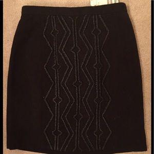 Sparkled mini-skirt - black from Forever 21