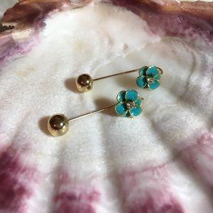 Kate Spade Shine On drop earrings