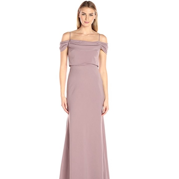 d863f7f54ec Jenny Yoo Dresses   Skirts - Jenny Yoo Sabine Bridesmaid dress in Fig