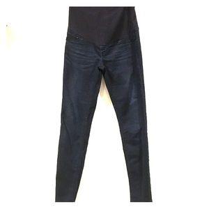 H&M Mama Super Skinny maternity jeans -2 pairs