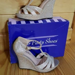 Your party shoes Size 7