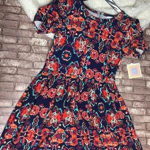 NWT Lularoe Amelie Dress