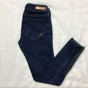 (0) Express Jean Ankle Legging New