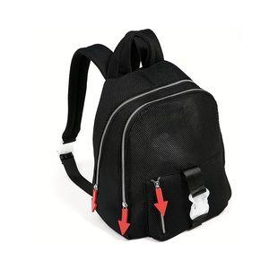 Zara mesh backpack