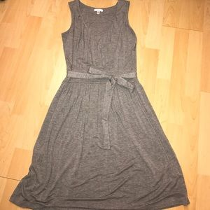 Caché Cotton Jersey Sleeveless Casual Dress NWOT