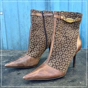 Vintage Guess Booties