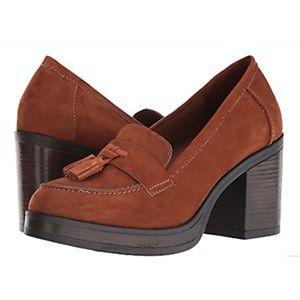 🍁Platform Loafer Heels w/ Tassel - MIA 'Lilliana'