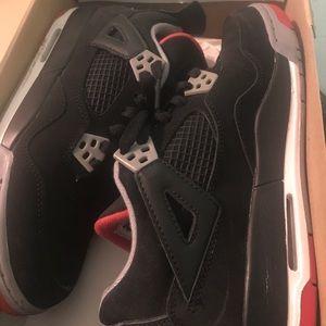 Jordan's 4's