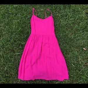 Pink Sundress
