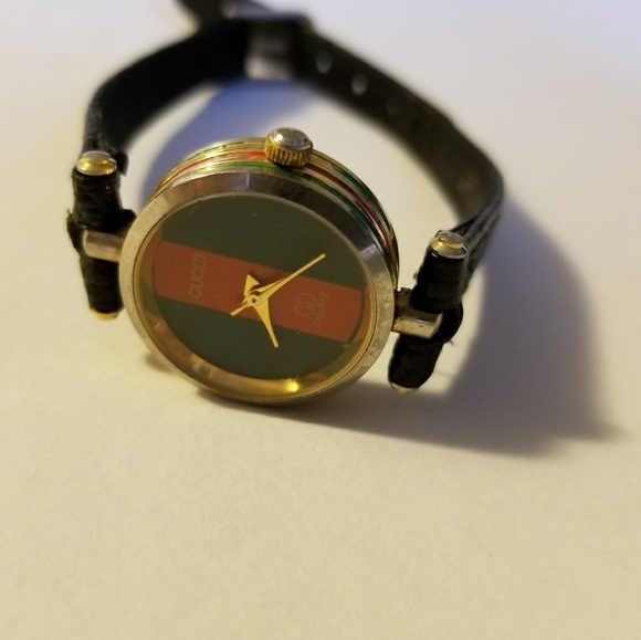 Ladies Vintage Gucci Watch