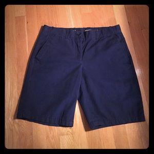 Ladies khaki shorts