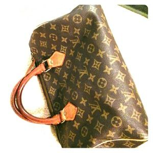 LOUIS VUITTON VINTAGE DOCTOR BAG