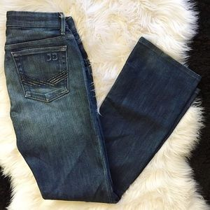 JOES JEANS Honey Swarovski Denim Jeans 27 sexy
