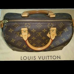 *LOUIS VUITTON SPEEDY 25*