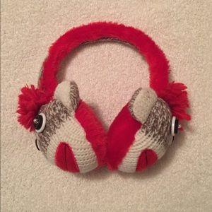 Monkey earmuffs - adjustable