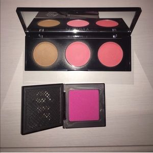 Sephora Cheek Palette & UD Blush