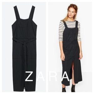NWT Zara Overall, S