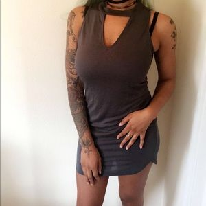 Graymini dress