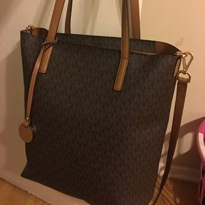 Authentic Michael Kors Tote. Like New!.