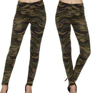 Pants - Coming soon!!! Regular & plus camouflage leggings