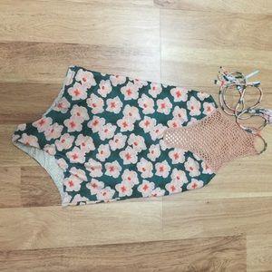 Acacia Swimwear Teahupoo in Mahalo