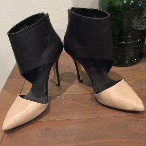 Aldo two-tone heels