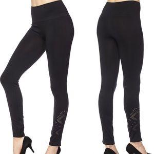 Pants - Coming soon! Black athletic leggings