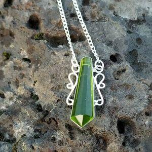 NEW! Peridot necklace