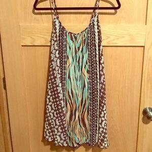 Gorgeous Print Dress