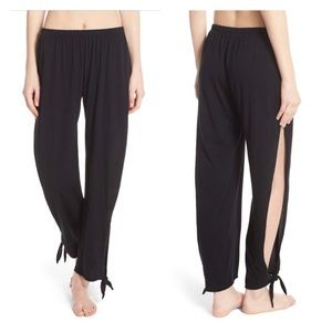 35mm Clothing Open Side Pants