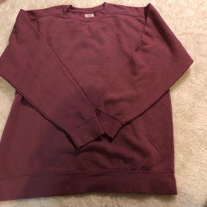 NWOT Comfort Colors men's sweater size Large