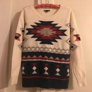 American Eagle, knit, pullover sweater