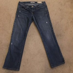 GAP Limited Edition Jeans size 4 waist 27