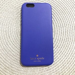 Leather Kate Spade Phone Case