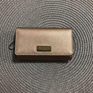 Rose Gold Kate Spade Key Wallet