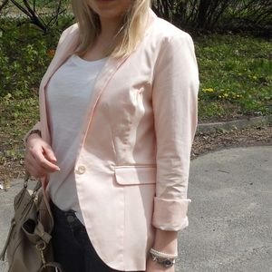 H&M CONSCIOUS COLLECTION BLAZER 8
