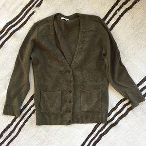 Madewell merino wool cardigan