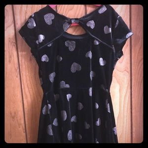 Children's place holiday or special occasion dress