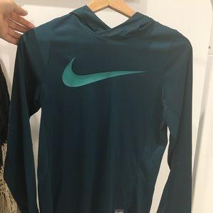 Nike long sleeve with mesh 😍