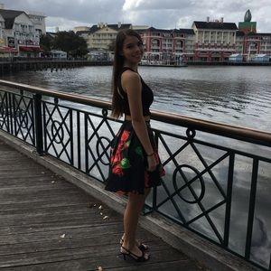 Two piece dress