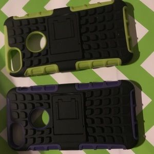 Lot of 2 iPhone 7 cases