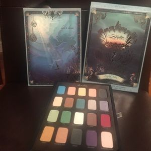 Disney Ariel storybook eyeshadow palette