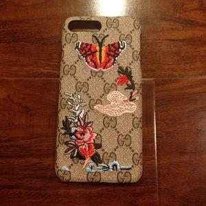 Gucci I phone 7 plus case