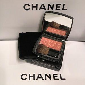 Chanel Blush Duo Effect Tweed, 30 Tweed Rose
