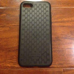Gucci I phone 7 case