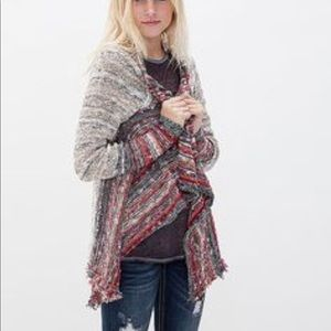 Buckle BKE sweater Cardigan