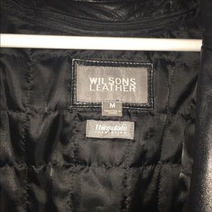 Wilson's 2in1 leather jacket for women