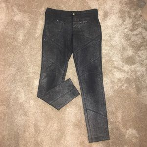 Free People Black Women's Stretchy Skinny Jeans