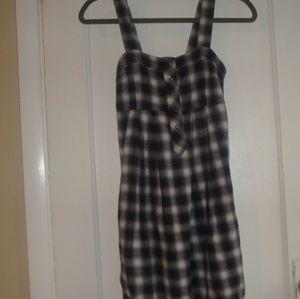H&M Organic Cotton Dress Overalls Size 2