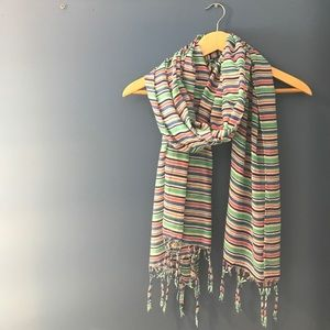 aerie scarf!